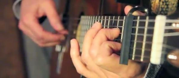 Fotograma del vídeo de Amankay