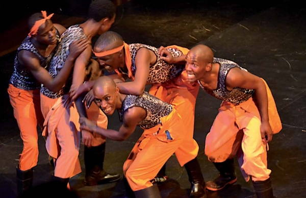 Soweto Thabissong Dance Company