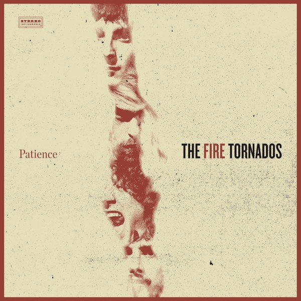 "Portada de ""Patience"" de The Fire Tornados"
