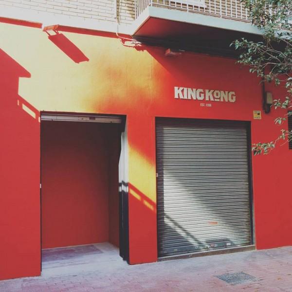 Sala King Kong esta semana. Por: Alejandro García.