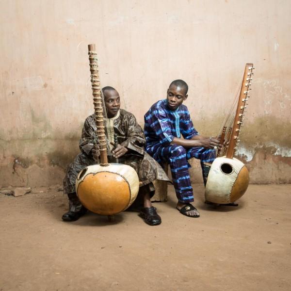 Toumani Diabaté y Sidiki Diabaté's