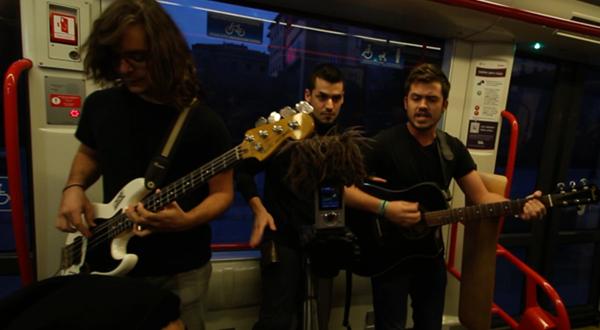 Ultravioleta en el tranvía de Zaragoza