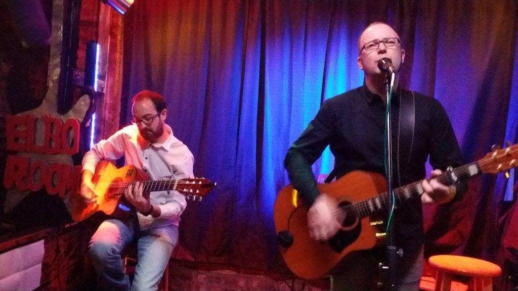 The Shimm, North American Tour 2015. En Chicago en Elbo Room