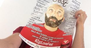 Love Fest, en homenaje a Rafa Angulo