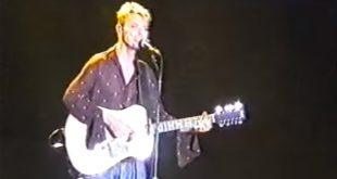 David Bowie en Zaragoza