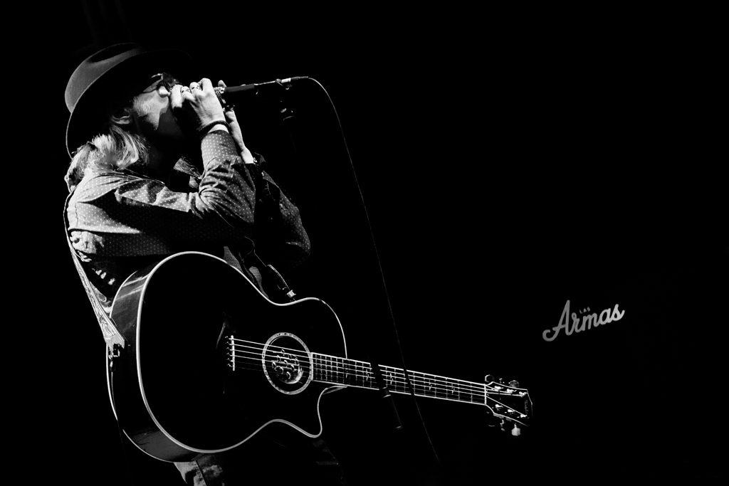 Elliot Murphy en Las Armas. Foto de Jaime Oriz
