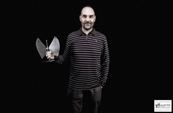 Luis Lles, nuevo director de Pirineos Sur, tras los XII Premios de la Música Aragonesa. Por Gustaff Room.