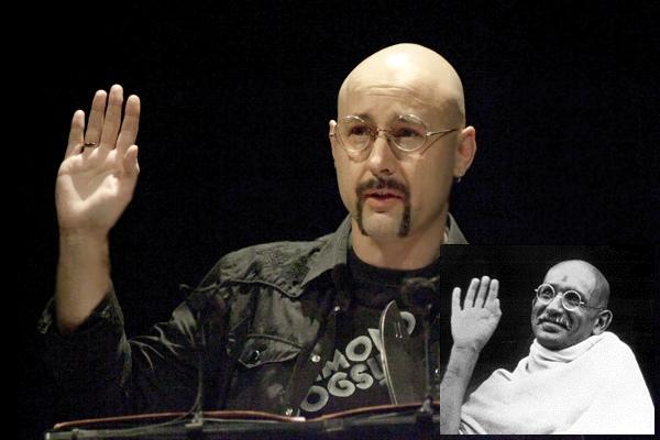 Chema Fernández de Antípodas Producciones es el Gandhi de la música aragonesa