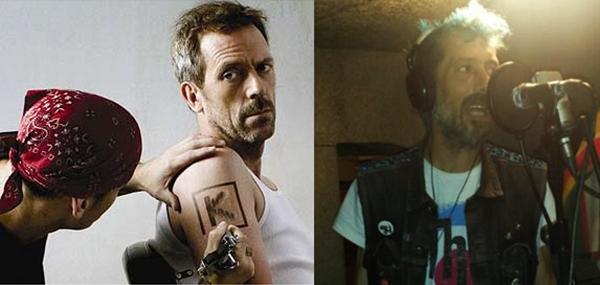 Manolo Kabezabolo es claramente Hugh Laurie, el actor que encarna a House