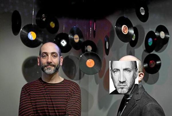 Pedro Vizcaíno es, por supuesto, Pete Townshend, guitarra de The Who