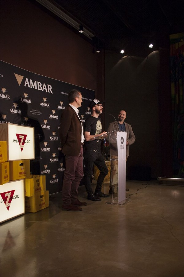 Presentación oficial de la programación ÁmbarZMusic 2016