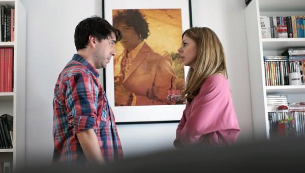 Fotograma del corto'Cariño, me he follado a Bunbury'.
