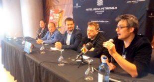 Rueda de prensa Premios Simón 2016