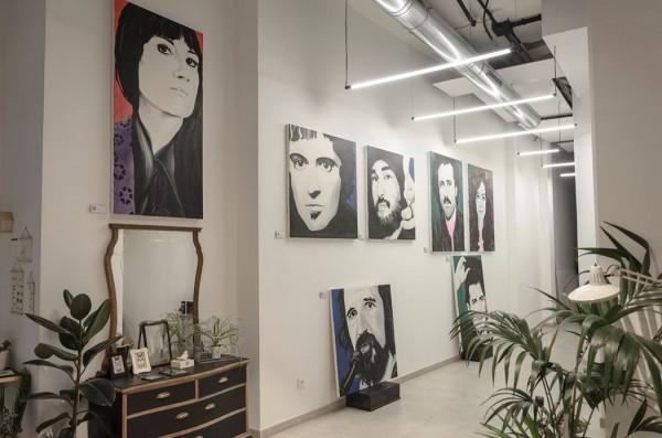 La Exposición RGB de Cristina Loft recibirá a los asistentes a los XVII Premios de la Música Aragonesa