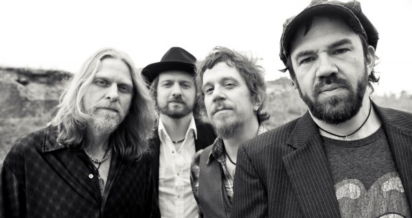 The Steepwater Band en el Ciclo American Shoots 2016