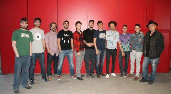 Parte de los grupos que tributarán el viernes a David Bowie en Huesca