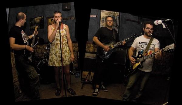Mongolo presentan disco en la sala King Kong de Zaragoza