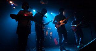 La banda zaragozana Velcoro forma parte del cartel de la fiesta de presentación del Zaragoza Psych Fest 2016. Foto: JRC.
