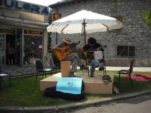 Festival de Música Callejera de Villanúa