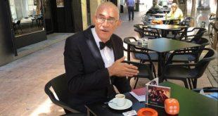 Franco Deterioro hablando de 'Engañando a los amigos' para Aragón Musical Tv. Más en www.aragonmusicaltv.com