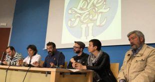 Presentación del II Love Fest