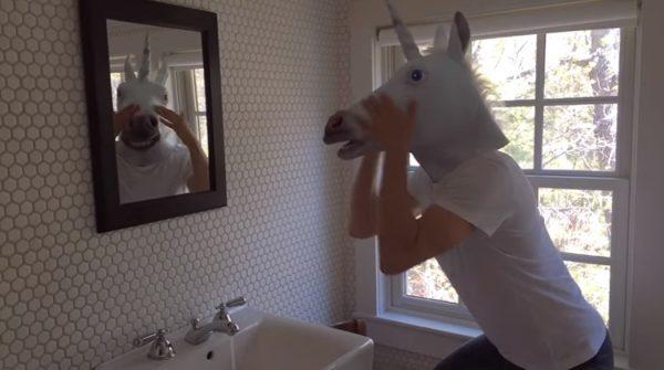 Imagen del videoclip del 'Eres tú' de Pecker