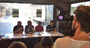 Presentación del Zaragoza Ciudad Hip Hop Festival 2016