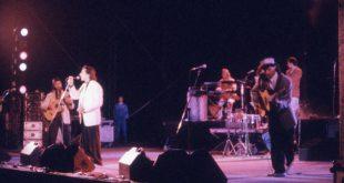 Ketama durante su actuación en Pirineos Sur en 1992