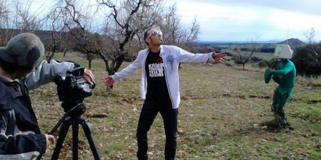Tritón Jiménez comparte su videoclip en aragonés 'Tiempos Modernos'