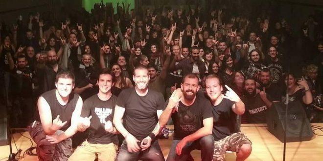 Black Seal, ganadores del PopyRockImas 2015