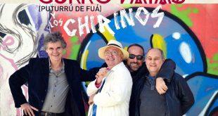 Curro Fatás y el trío los Chirinos