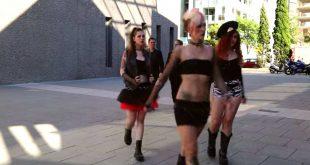 Imagen del primer videoclip de Puritani&40 de Fiebre