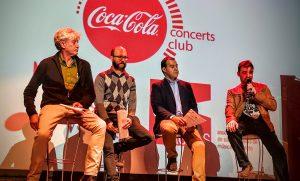 Coca Cola Concerts Club