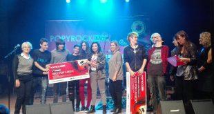 ZYNK ganadores del concurso Popyrock 2016