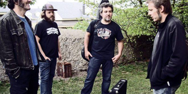 Los Deltonos en el Bourbon Rock Festival