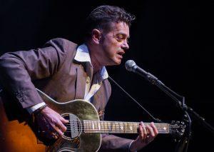 Juan Perro en el Teatro de las Esquinas. Foto Ángel Burbano 13/01/17