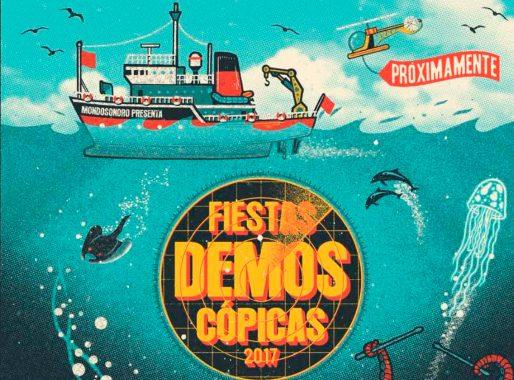 Fiestas Demoscópicas Mondo Sonoro Aragón: MPOLE + NOA A + Trepàt + Ville Rowland