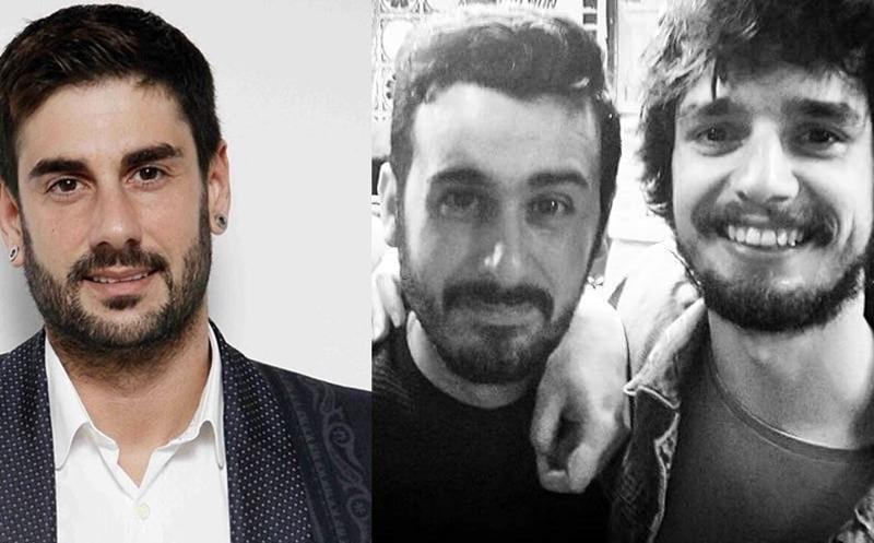 Melendi es hermano de Stabilito (centro) o Guillermo Esteban (derecha)