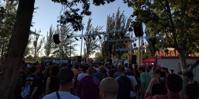 Conciertos AmbarZMusic 2016 - Por Aragón Musical