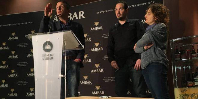 Rueda de prensa del Ámbar Z Music 2017. Por Aragón Musical.