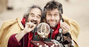 Los Gandules presentan 'Noches de Bingo' en el Teatro de las Esquinas de Zaragoza
