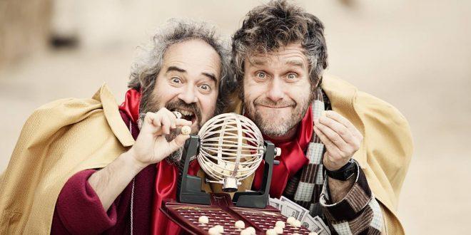 Los Gandules estrenan 'Noche de Bingo' en el Teatro de las Esquinas de Zaragoza