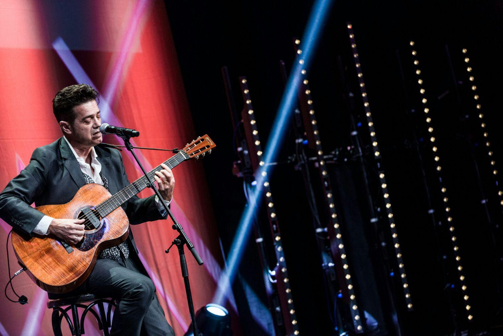 Santiago Auserón, Premio a la Trayectoria en los XVIII Premios de la Música Aragonesa