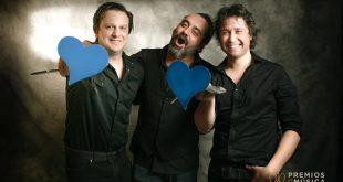 The Kleejoss Band tras recibir uno de los galardones en los XVIII Premios de la Música Aragonesa Aragón Musical. Por Jal Lux.