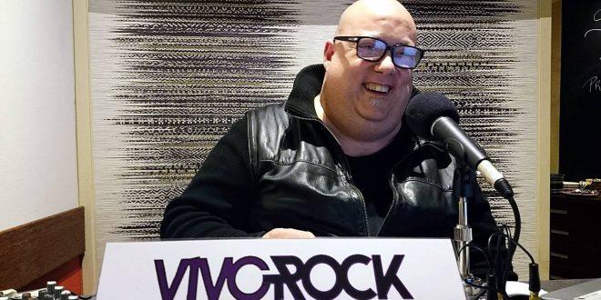 Vickie Valero conduce desde hace 2 años Vivo Rock en Tea Fm
