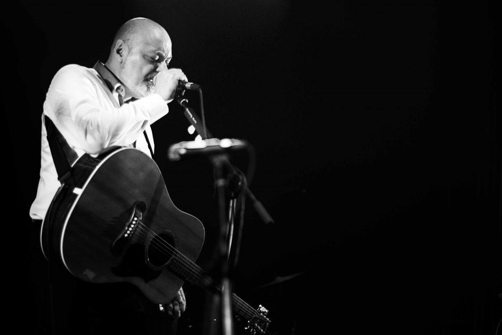 Gabriel Sopeña en Las Armas. Foto, Armando Pardos