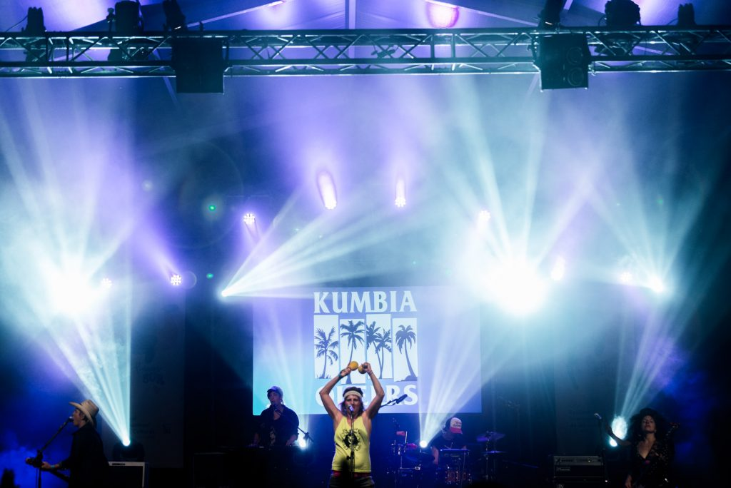 Kumbia Queers, por Jaime Oriz
