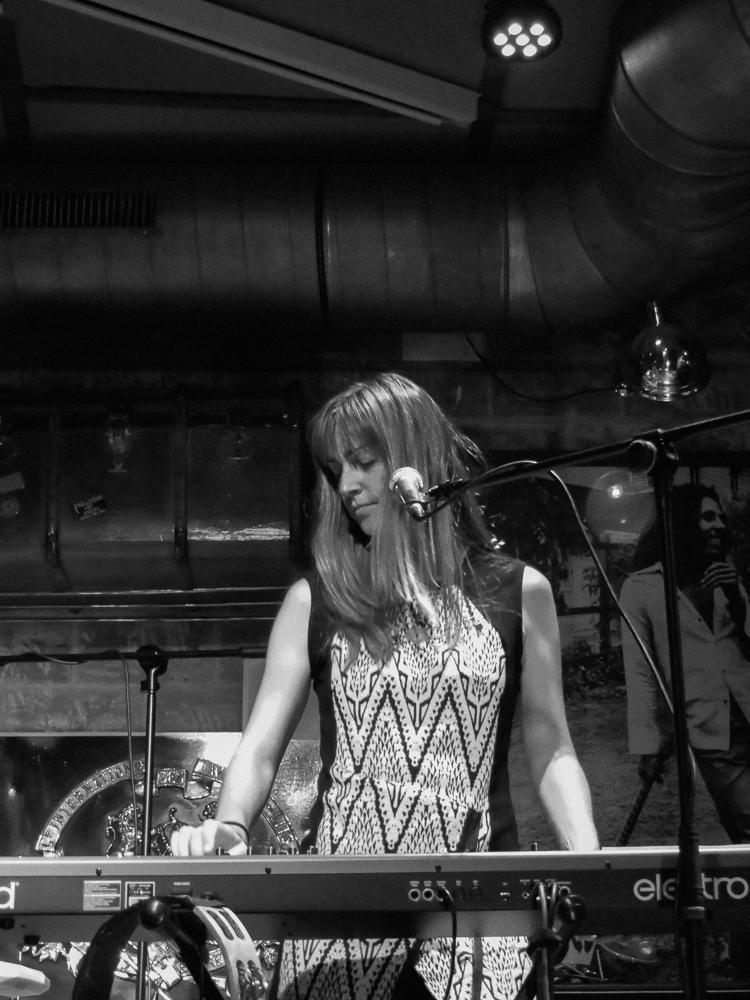Templeton Pets en el Rock&Blues el 22 de junio de 2017. Foto, Ángel Burbano