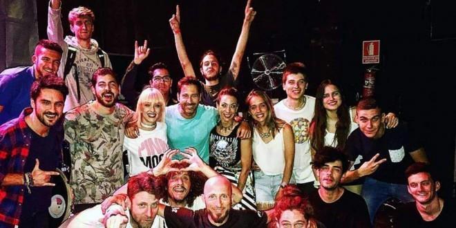 Whywhyka, Cómplices Del Viento y Red Strangers , finalistas del 8º MusicAula