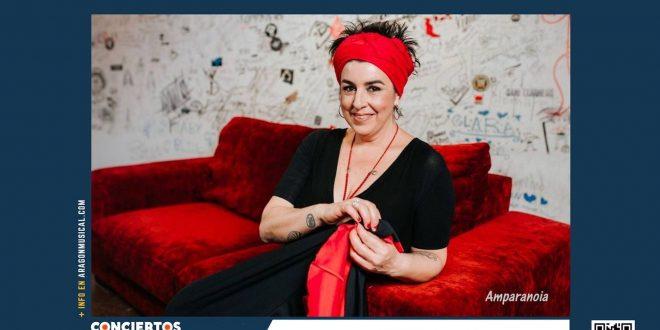 Amparanoia encabeza el concierto del XIII Aniversario de Aragón Musical